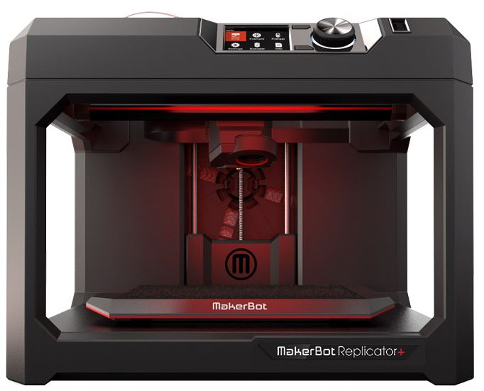 MakerBot Replicator Snip