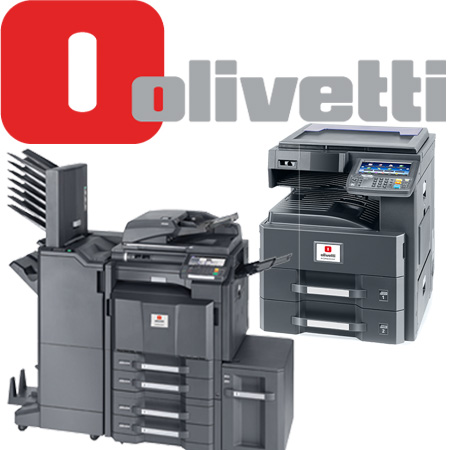 Olivetti Multi Functional Colour Copiers and Printers