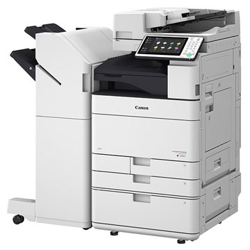 Canon iR Advance C5550i MFP